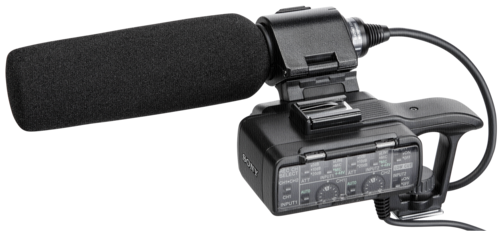 Sony XLR-K1M Adapter Set