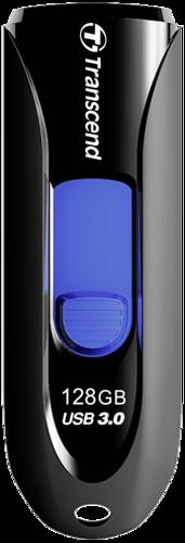 Transcend JetFlash 790 128GB USB 3.0 Black