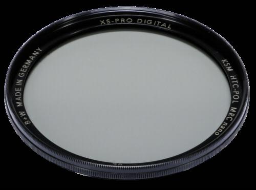 B+W XS-Pro HTC Circular Polarizer Kasemann MRC nano 62mm