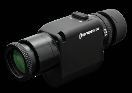 Bresser 6-12x30 Zoom Monocular Image Stabilizer