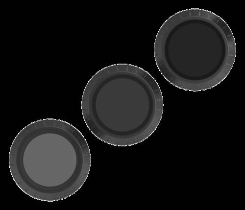 Polarpro Filter 3Pack for DJI Mavic Pro