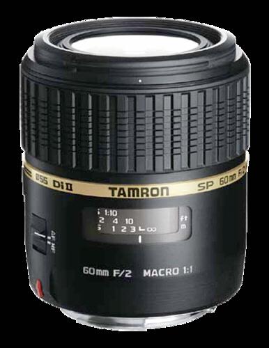 Tamron SP AF 60mm f/2.0 DI II LD Macro Nikon