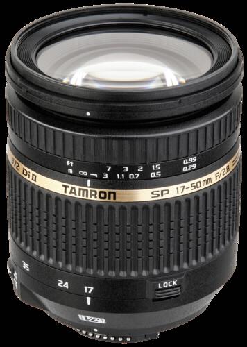Tamron SP 17-50mm f/2.8 DI II VC LD Aspherical Canon