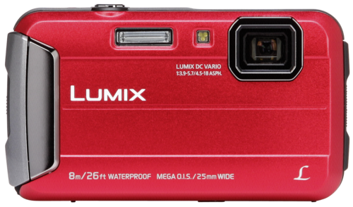 Panasonic Lumix DMC-FT 30 Red