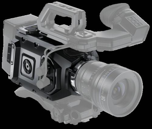 Blackmagic URSA Cinema Mini 4K EF
