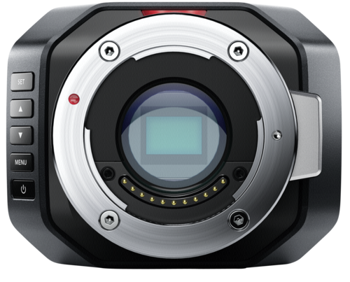Blackmagic Studio Camera Micro 4K