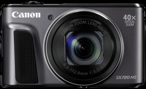 Canon PowerShot SX 720 HS Black