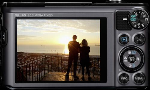 Canon PowerShot SX720 HS schwarz