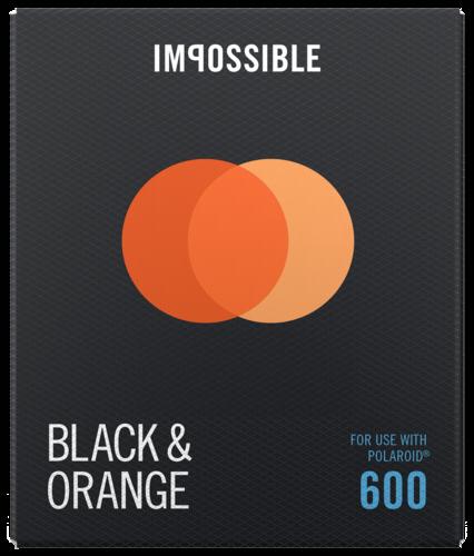 Impossible 600 Duochrome Black/Orange
