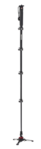 Manfrotto MVMXPROA5 Base Aluminium Video Monopod
