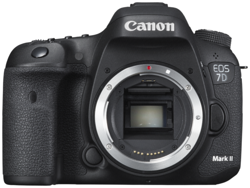 Canon EOS 7D Mark II Body + W-E1