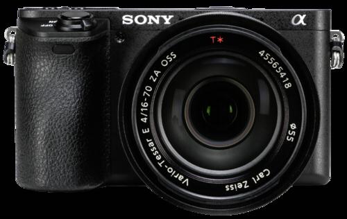 Sony Alpha 6500 kit SEL 16-70mm f/4 Zeiss