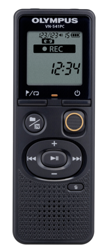 Olympus VN-541PC 4GB black