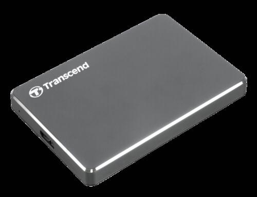 Transcend StoreJet 25C3 1TB 2.5 USB 3.0