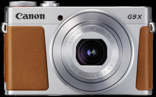 Canon PowerShot G9X Mark II silver