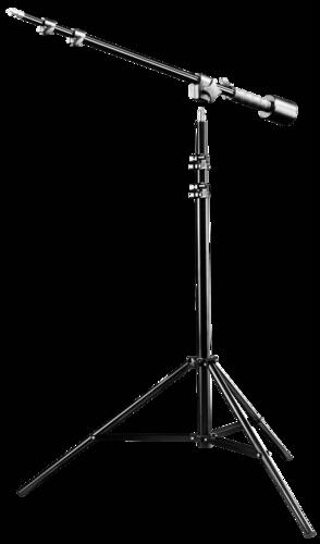 Walimex Lamp Tripod with Boom 100-170cm