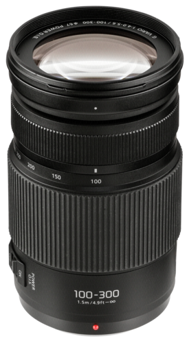 Panasonic Lumix G Vario 100-300mm f/4-5.6 II Power OIS