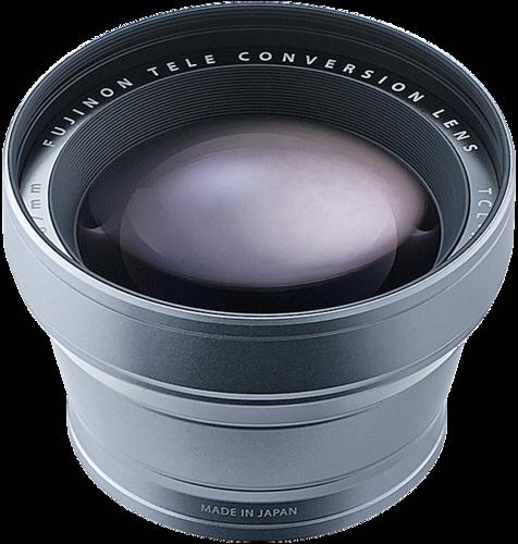 Fujifilm Tele-Converter TCL-X100 II Silver