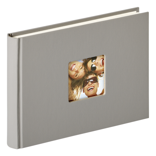 Walther Fun grey 22x16 - 40 pages