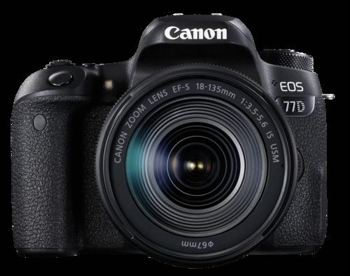 Canon EOS 77D Kit 18-135mm IS Nano USM