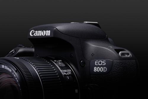 Canon EOS 800D Kit +