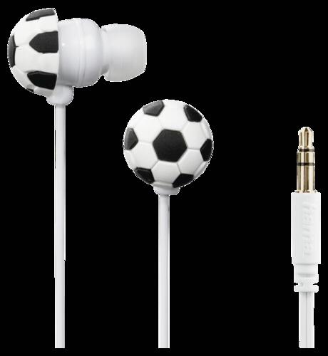 Hama Soccer Kids Stereo Earphones