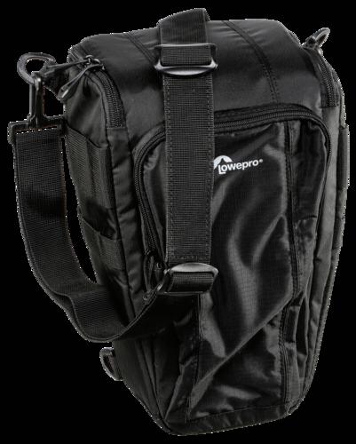 Lowepro Toploader Zoom 55 AW II Black