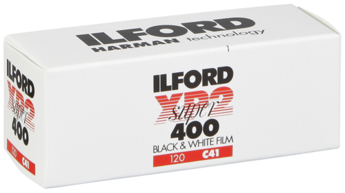 Ilford XP-2 400 120
