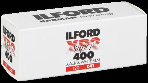Ilford XP-2 400 120