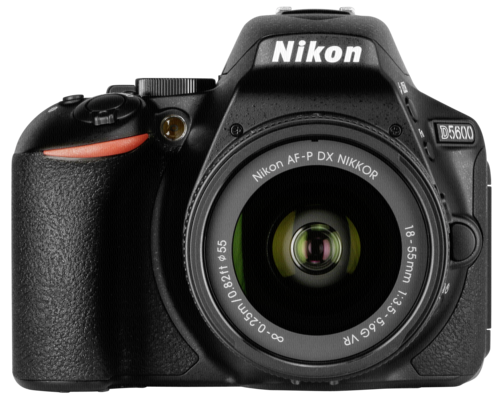 Nikon D 5600 kit AF-P 18-55mm DX VR