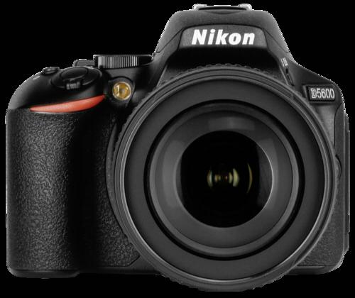 Nikon D 5600 kit AF-S 18-105mm VR