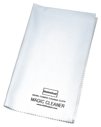 Visible Dust Visi Magic Cleaner Microfiber Cleaning Cloth