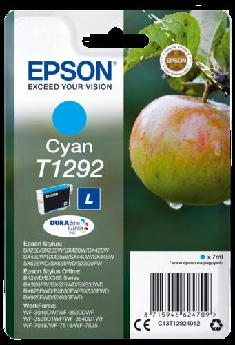 Epson Cartridge T1292 DURABrite Cyan