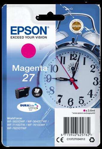 Epson Cartridge T2703 DURABrite Magenta