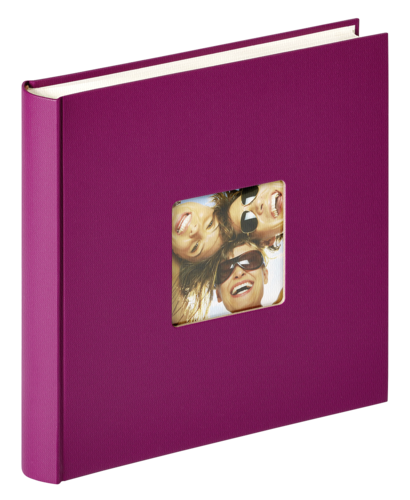 Walther Fun violett 30x30 - 100 pages