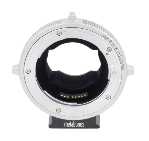 Metabones Adapter Canon EF to Sony E-Mount T CINE camera