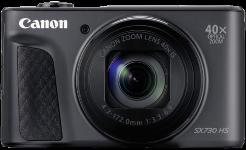 Canon PowerShot SX 730 HS black