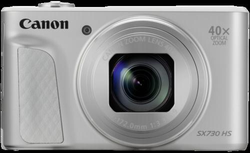 Canon PowerShot SX 730 HS silver