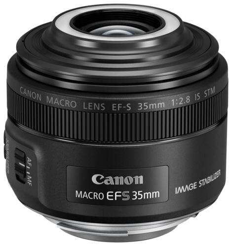 Canon EF-S 35mm f/2.8 IS Macro STM
