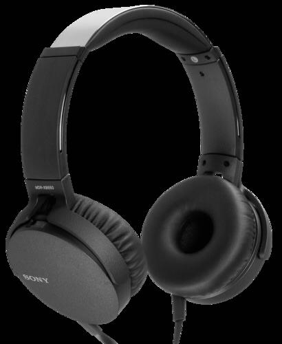 Sony MDR-XB 550AP black