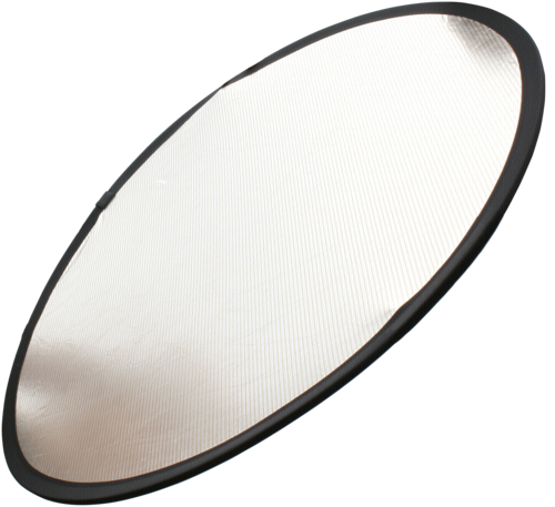 Lastolite Collapsible Reflector Silver/White 30cm