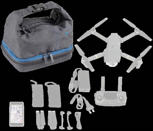 Rivacase Drone Bag 7555 grey for DJI Mavic 2 Pro
