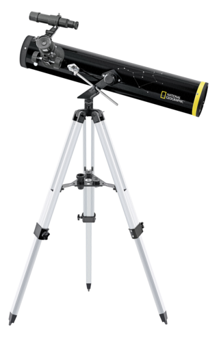 National Geographic Telescope Reflector 76/700 AZ