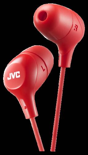 JVC HA-FX38 red