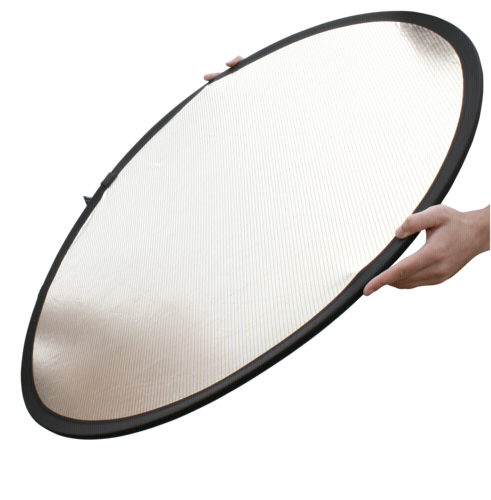 Lastolite Collapsible Reflector Silver/Gold 50cm