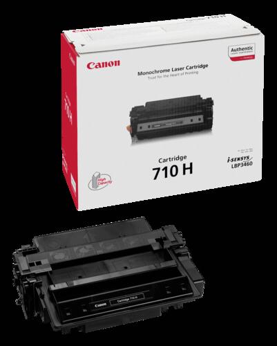 Canon Toner Cartridge 710HBK Black