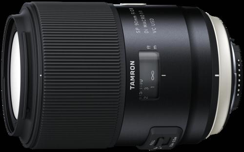 Tamron SP 90mm f/2.8 DI VC USD Macro Nikon