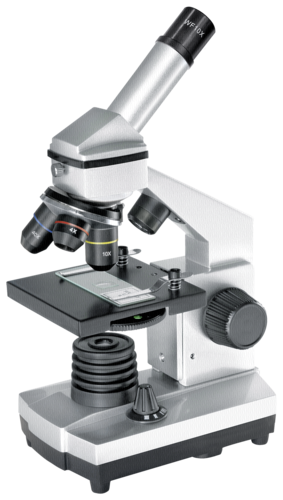 Bresser Biolux CA 40x-1024x Microscope with Smartphone Holder