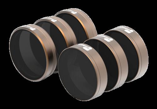 PolarPro Cinema Filter 6Pack for DJI Phantom 4 Pro/Pro+