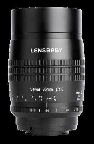 Lensbaby Velvet 85 Fuji X